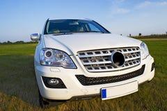 Mercedes ML new Royalty Free Stock Photos