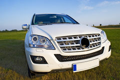 Mercedes ML nova Fotos de Stock Royalty Free