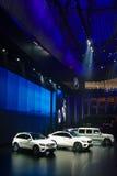 Mercedes mostra nos carros de IAA Foto de Stock Royalty Free