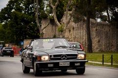 Mercedes-pagode Stock Afbeeldingen