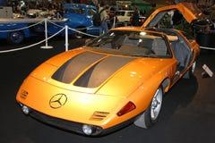 Mercedes Record Car Stock Photos