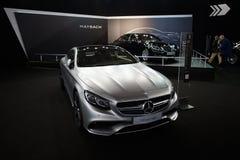 Mercedes S63 AMG Royalty-vrije Stock Foto