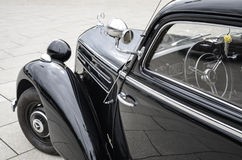 Mercedes 170 S-V vintage car Royalty Free Stock Image