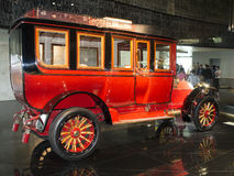 Mercedes-Simplex 1904 60PS Reiselimousine Stockfotos