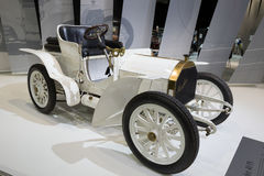 1903 Mercedes Simplex 40 PS vintage car Royalty Free Stock Photography