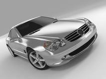 Mercedes SL 500 Royalty-vrije Stock Afbeelding