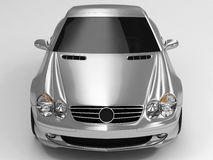 Mercedes SL 500 Fotografia de Stock Royalty Free