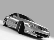 Mercedes SL 500 Photos libres de droits