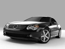 Mercedes SL 500 Photo libre de droits