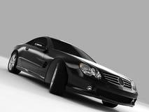 Mercedes SL 500 Stock Afbeeldingen