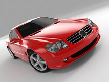 Mercedes SL 500 Royalty Free Stock Photo