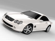 Mercedes SL 500 Fotografia Stock