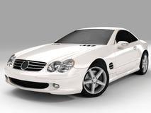 Mercedes SL 500 Lizenzfreie Stockfotos
