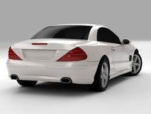 Mercedes SL 500 Images libres de droits