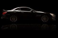 Mercedes SL 65 AMG Royaltyfria Bilder