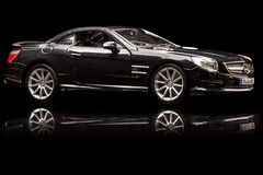 Mercedes SL 65 AMG Stock Images