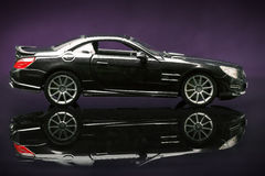 Mercedes SL 65 AMG Stock Photography