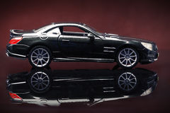 Mercedes SL 65 AMG Royalty Free Stock Photography