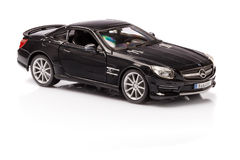 Mercedes SL 65 AMG Royalty Free Stock Images