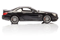 Mercedes SL 65 AMG Royalty Free Stock Photo