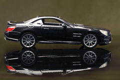 Mercedes SL 65 AMG Royalty Free Stock Photos