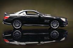Mercedes SL 65 AMG Stock Image
