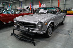 Mercedes SL-Class Royalty Free Stock Photo