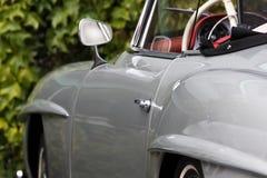 Mercedes 190 SL - gammal tidmätare Arkivfoto