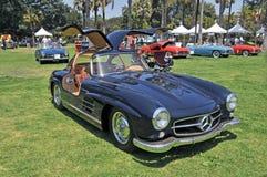 Mercedes 300SL Gullwing Image stock