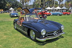 Mercedes 300SL Gullwing Stock Image