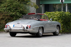 Mercedes 190 SL - Old timer Stock Photography