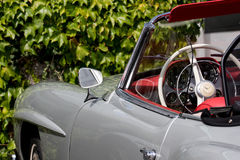 Mercedes 190 SL - Old timer Royalty Free Stock Image