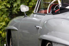 Mercedes 190 SL - Oude tijdopnemer Stock Foto