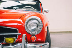 Mercedes 190SL R121 Royalty Free Stock Photos