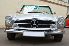 Mercedes SL Stock Images