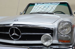 Mercedes SL Royalty Free Stock Images