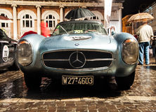 MERCEDES 300 SL ROADSTER Mille Miglia 2016 Stock Photos