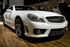 Mercedes sl65 Stock Photos