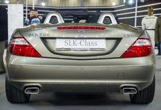 Mercedes SLK 250 Imagen de archivo libre de regalías