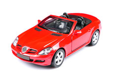 Mercedes SLK 350 Royalty Free Stock Image