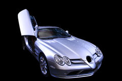Mercedes SLR McLaren Stock Photos