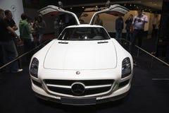 Mercedes SLS AMG Stock Image