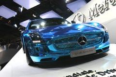 Mercedes sls amg 2012 Stock Image