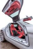 Mercedes SLS AMG Stock Photography