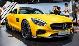 Mercedes SLS Stock Images