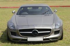 Mercedes SLS Royalty Free Stock Photography