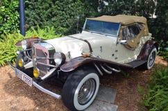 Mercedes Sports Roadster Circa 1929 royalty-vrije stock fotografie