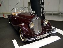 Mercedes 170V Sport Roadster Milano Autoclassica 2013 Stock Images