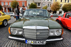 Mercedes vintage car from Germany Royalty Free Stock Photography