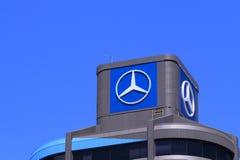 Mercedez Benz Zdjęcia Royalty Free